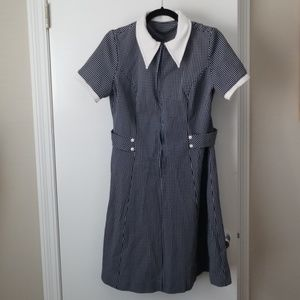 Dresses & Skirts - True vintage I love lucy style dress large